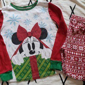 Minnie Mouse PJs 7